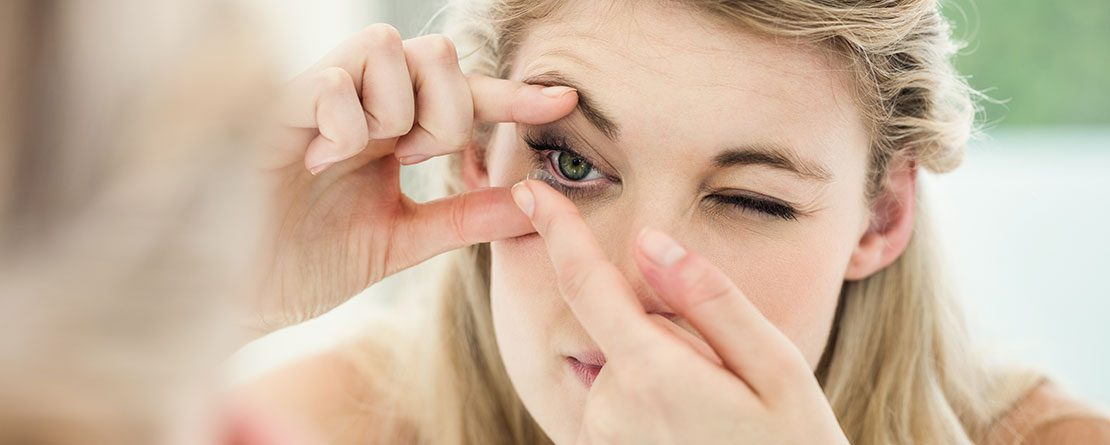 Do Contacts Cause Dry Eyes?